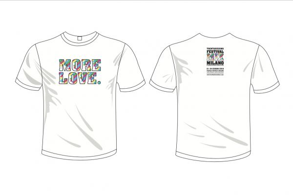 Tshirt Bianca Festival MIX