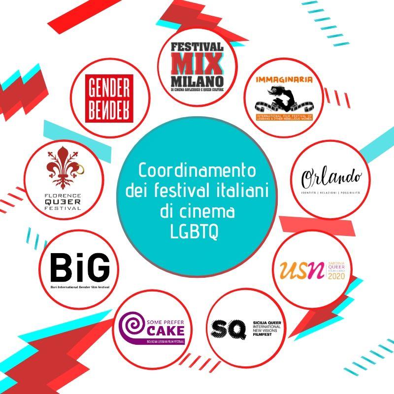 Coordinamento dei festival italiani di cinema LGBTQ: solidarietà al settore dello spettacolo